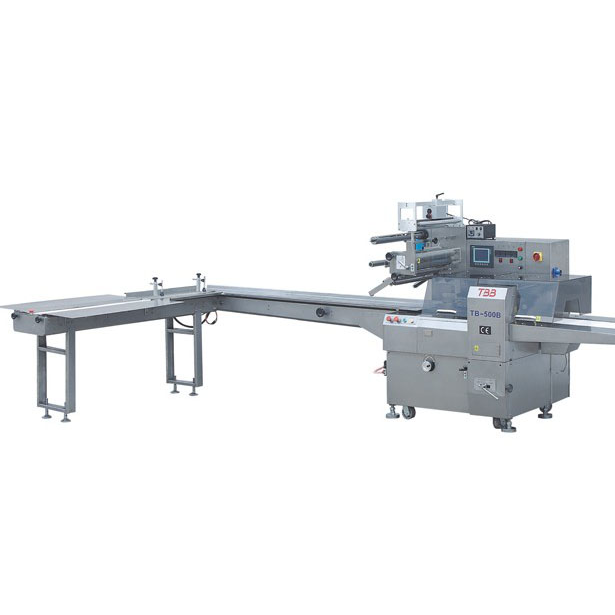 TB-500B Pillow Type Packing Machine