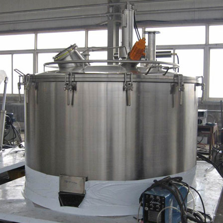 LG SERIES BOTTOM DISCHARGE CENTRIFUGE