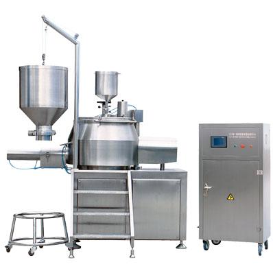 FSG200 Mixing and Granulating Machine