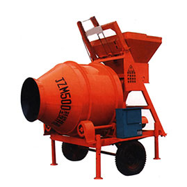 JZM Mini Concrete Mixer