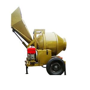 JZD Diesel Concrete Mixer