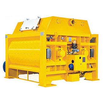 JS Series Electric Concrete Mixer