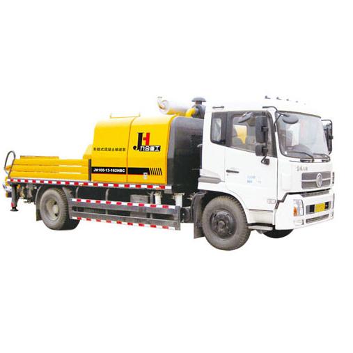 truck-mounted concrete Pump