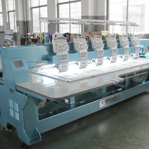 TP906 (400 500x900) Flat Embroidery Machine