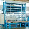 hydraulic pressure lift platform