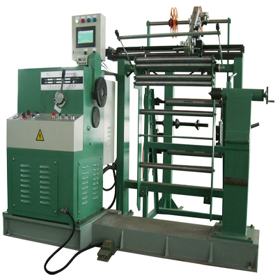Automatic Wire Ranger and Winder