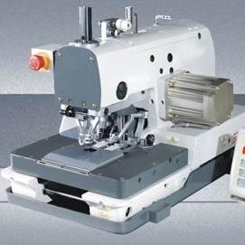 981A Computer Control Eyelet Buttonhole Machine