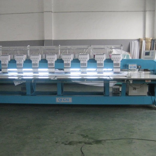 TP908(400 550x800) Flat Embroidery Machine
