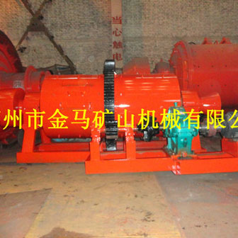 Super energy-saving ball mill