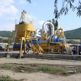 QLB80 Asphalt Mixing Plant