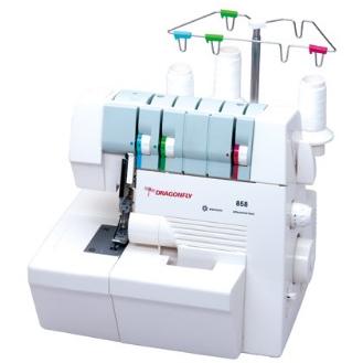 DF858AD Multifunction Overlock Sewing Machine