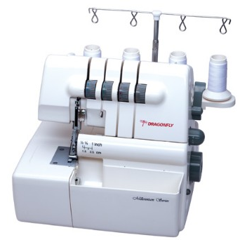 DF554AD Multi-function Overlock Sewing Machine