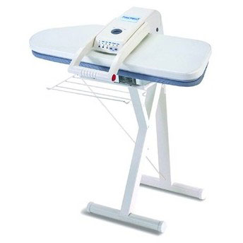 SP-810 Steam Iron with Iron Stand