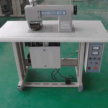 CC-100S Manual Ultrasonic Lace Machine