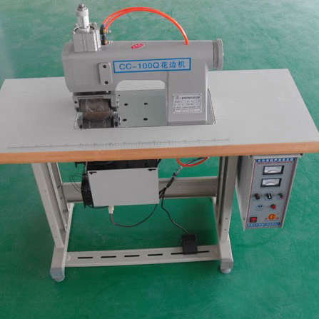 CC-100Q Air Ultrasonic Lace Machine