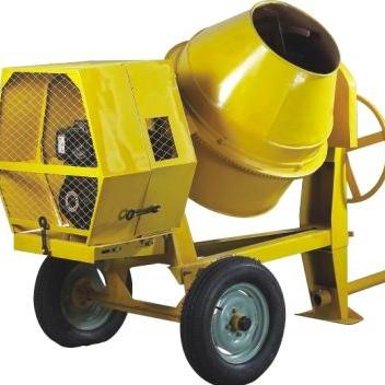 CM350 Concrete Mixer