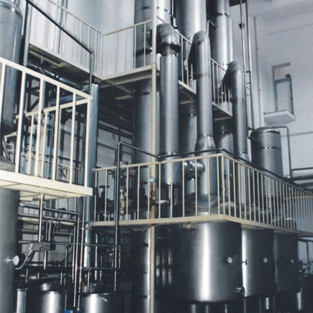 Milk Powder Evaporator