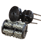 Scarifier Drum and Shaft