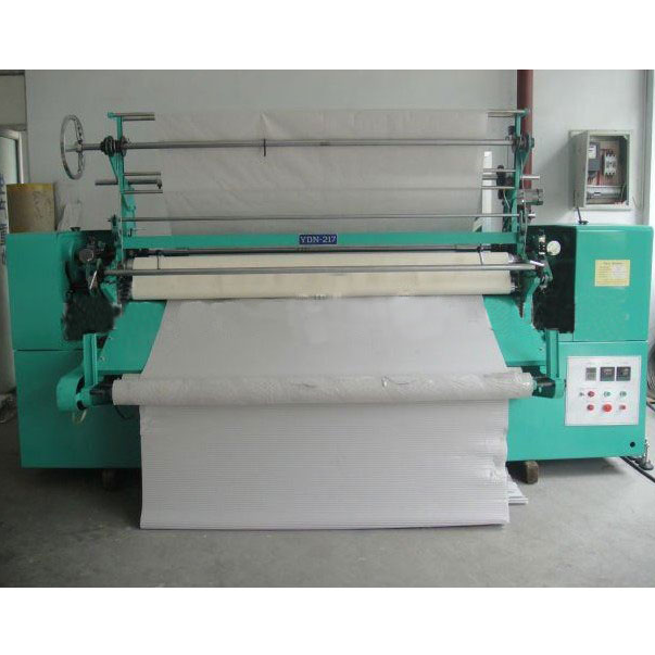 YDN-217 High Quality Fabric Pleating Machine