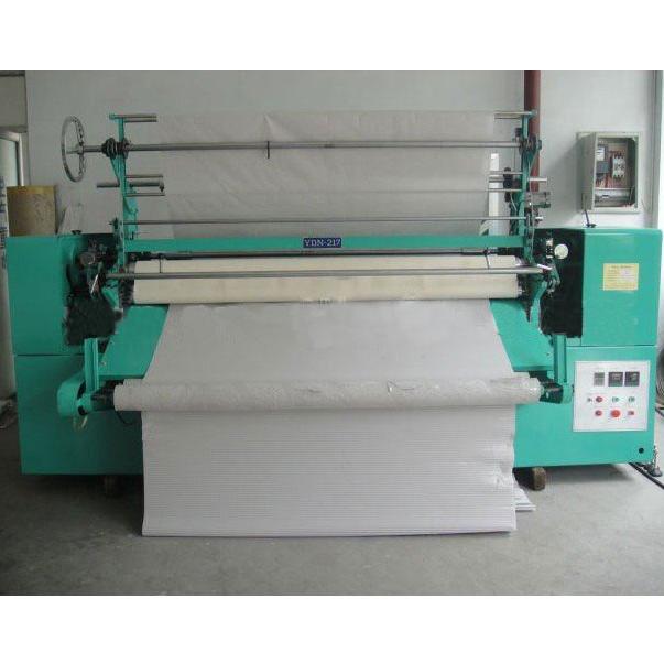 YDN-217 High Quality Fabric Pleating Machine