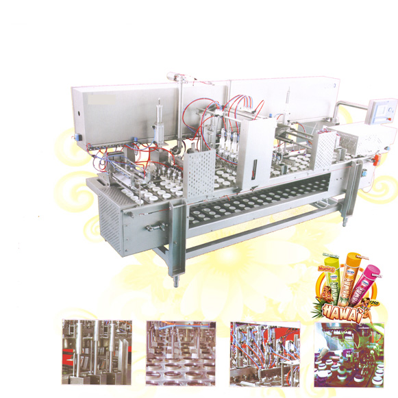 Máquina para llenado de helados de serie LGZ