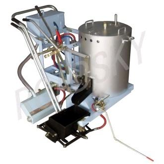 Hand Push Thermoplastic Road Marking Machine RS1