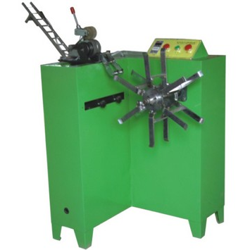 HY-128 Long Chain Zipper Winding Machine