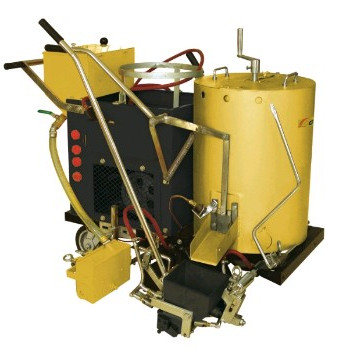 GN-SPT-I Self-propelled Thermoplastic Road Marking Machine