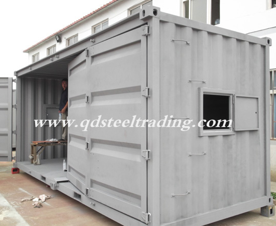 welded container house 1