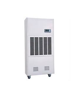 Dehumidifier manufacturer in factory and industry line basement warehouse