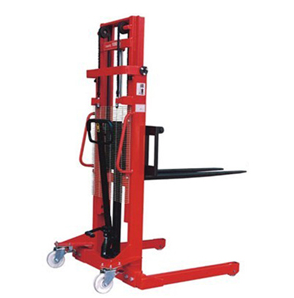 Hand Hydraulic stacker