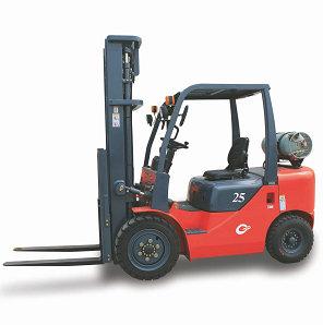 2-3.5Ton Gasoline & LPG Forklift
