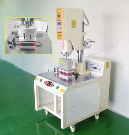 NK-T1526 Ultrasonic Hot Fix Machine