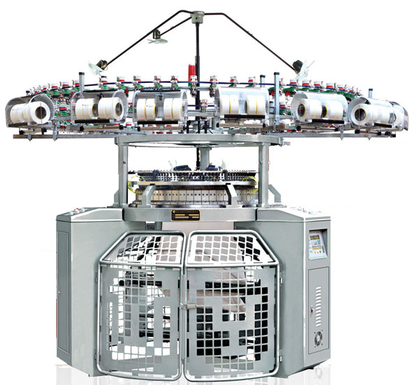 YTW-SC High Speed Circular Single Knitting Machine
