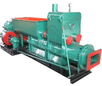 JZK30 Energy saving vacuum extruder