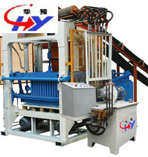 HY-QT4-25 Brick Making Machine