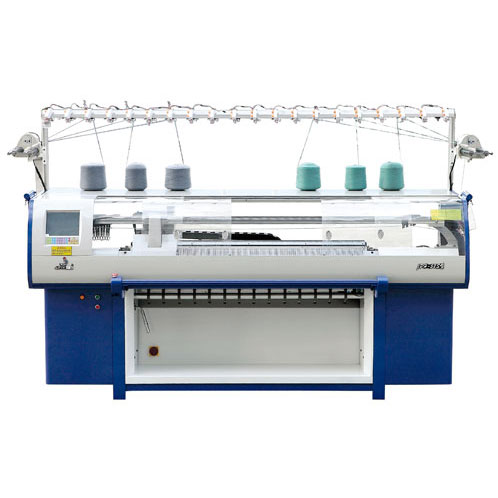 JPH-60D Single Carriage with Single System Computerised Flat Knitting Machine