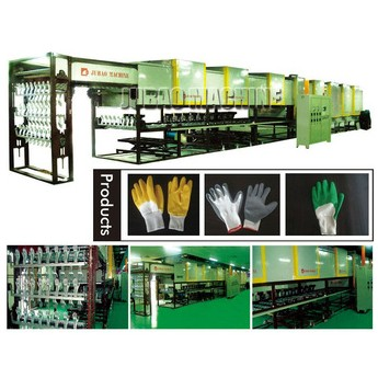 JB-SU Glove Half-full Dipping Machine