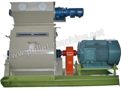 Wide Chamber Hammer Mill