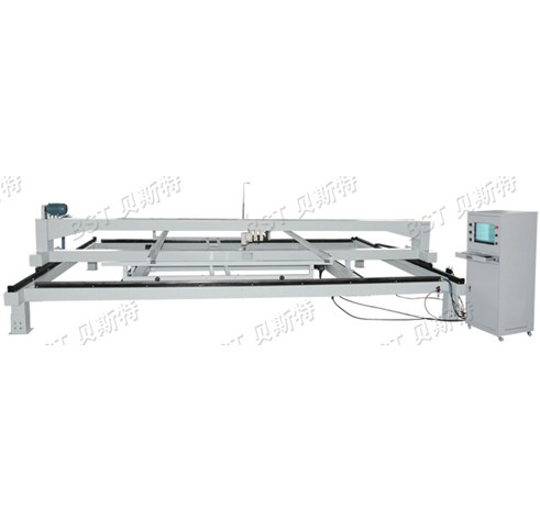 BST-3 Single Head Computerized Quilting Machine