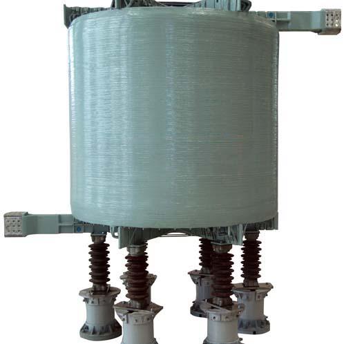 сухой пустотелый реактор