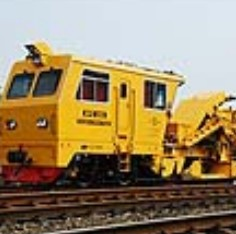 Ballast Regulating Machine