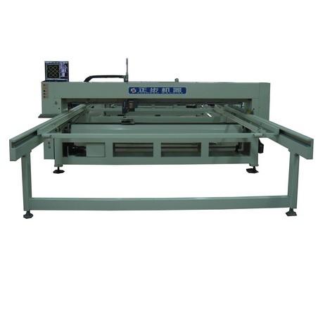 HFJ-32F computerized quilting machines