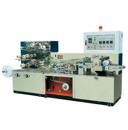XY-WT -200 Automatic Wet Tissue Making and Packing Machine