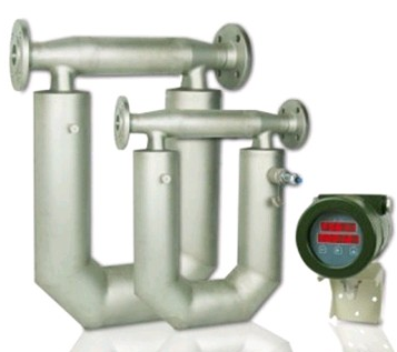mass flow measurement