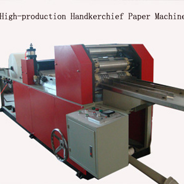 High-production Handkerchief paper machine