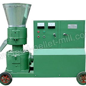 Electric Flat Die Feed Pellet Mill-Make Your Own Feed Pellets