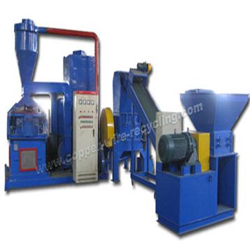 Copper Cable Granulator AMS-800