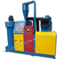 Copper Wire Granulator AMS-400