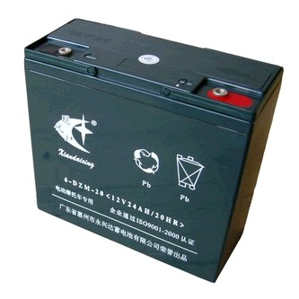 12V Lead Acid Battery 24AH